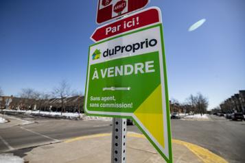 Immobilier Ventes de propriétés records à Montréal en avril)