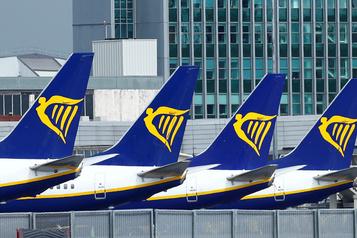 Ryanair réduit ses vols pour l'hiver)