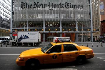 L'équipe de campagne de Trump attaque le New York Times en diffamation
