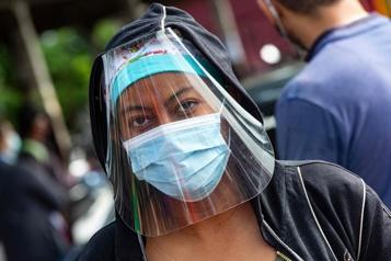 Bilan de la pandémie Plus de 4696000 morts dans le monde)