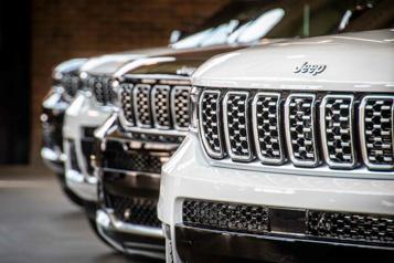 Banc d'essai Jeep Grand Cherokee L 2021 La concurrence du Jeep Grand Cherokee L2021)