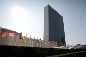 76eAssemblée générale de l'ONU La fin d'un monde)