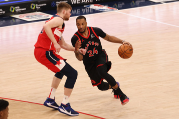Norman Powell inscrit 28 points dans un gain des Raptors face aux Wizards)