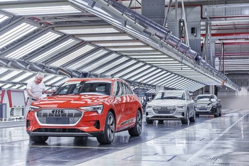 Allemagne: les ventes de voitures électriques flambent en juillet)