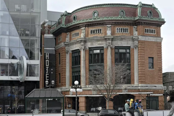Le théâtre Capitole officiellement acheté par Québecor)