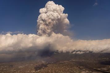 Eruption aux Canaries Nouvelles évacuations, vols annulés)