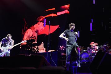 Un 12e album cet été pour les Red Hot Chili Peppers? )