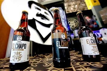 Une bière à l'effigie d'El Chapo