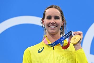 Natation L'Australienne Emma McKeon passe à l'histoire)