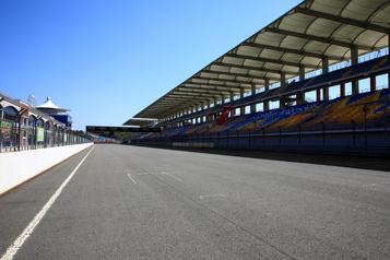 COVID-19 Le Grand Prix de Turquie annulé)