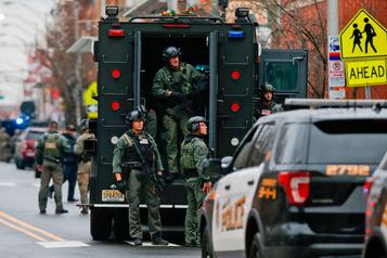 Une fusillade fait plusieurs morts à JerseyCity