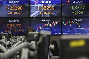 Fonds monétaire international L'économie mondiale est à un «moment critique»)