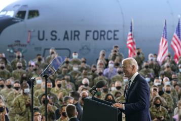 Joe Biden, réparateur d'alliances)