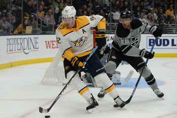 Les Kings tiennent le fort face aux Predators