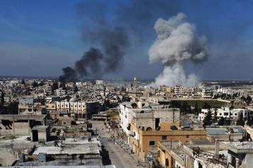 Syrie: 33 soldats turcs tués, craintes d'escalade
