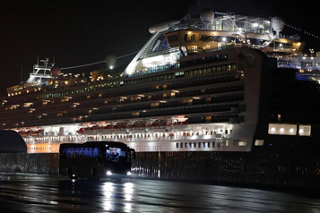 Diamond Princess: maintenant 32 Canadiens infectés par le coronavirus