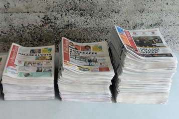 Cogeco et Québecor s'intéressent àGroupe Capitales Médias