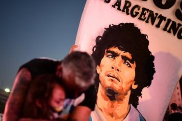 Rapport médical Des soins inadéquats ont mené à la mort de Diego Maradona)