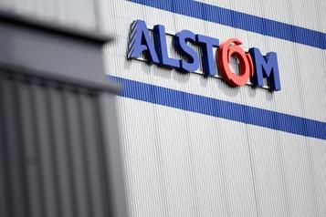 Alstom a pris des engagements «noir sur blanc», dit Legault