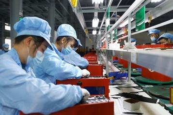 La planète économique Le PREG, ou quand la Chine mène le jeu)
