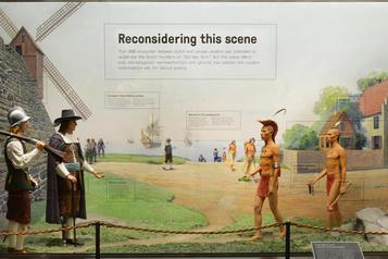 Diorama: quand un musée corrige ses œuvres