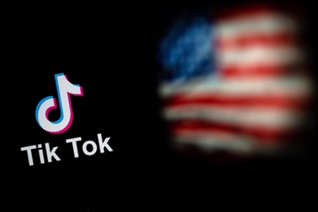 Nouveau répit pour TikTok aux États-Unis)
