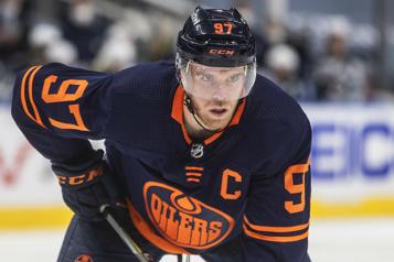 Crosby et McDavid sélectionnés par Équipe Canada