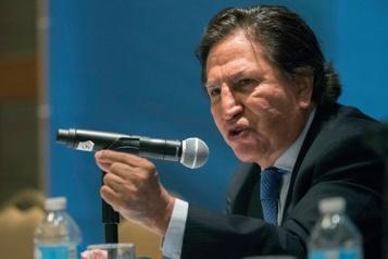 L'extradition de l'ancien président péruvien Toledo autorisée)