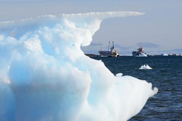 Le Canada penche pour l'interdiction du fioul lourd dans les eaux arctiques