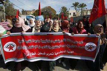 Les Palestiniens appellent au boycottage du plan américain, toujours pas connu