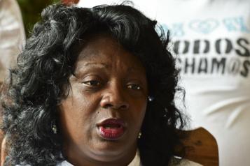 Cuba Arrestation de la dissidente Berta Soler, dirigeante des Dames en blanc)