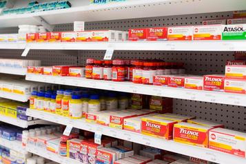 Le Tylenol visé par une action collective