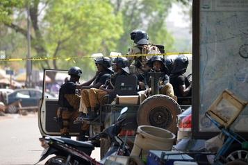 Burkina: 24 morts dans l'attaque d'une base militaire lundi