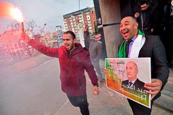 Algérie: l'ex-premier ministre de Bouteflika élu président