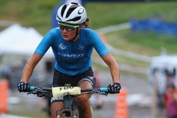 Coupe du monde de vélo de montagne  Marianne Théberge termine au 31erang en lever de rideau)