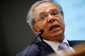 COVID-19: le Brésil annonce un plan de soutien de 41milliards de dollars