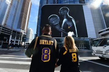 Kobe Bryant: la NBA reporte le match Clipper-Lakers prévu mardi