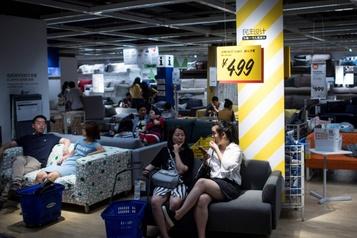 Coronavirus: IKEA ferme la moitié de ses magasins en Chine