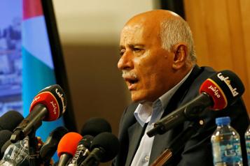 Les Palestiniens saluent l'intention de Washington de rouvrir leurs bureaux)