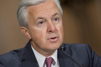 L'ancien PDG de Wells Fargo doit payer une amende de 17,5millions