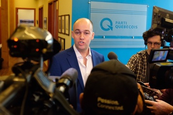 Direction du PQ: Guy Nantel se lance dans la course