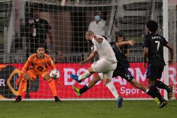 MLS Le CFMontréal perd face à l'Inter Miami CF)