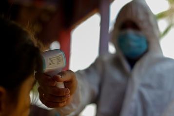 Bilan de la pandémie Près de 1176000morts dans le monde)