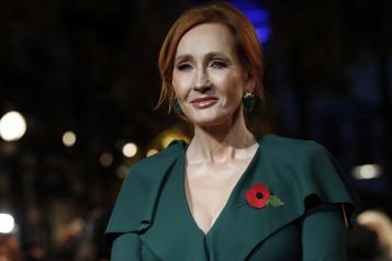 J.K. Rowling revient avec un roman jeunesse en octobre)