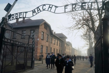 Avertissement des survivants de l'Holocauste, 75ans après la libération d'Auschwitz