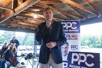 Soirée des élections Maxime Bernier tiendra son rassemblement en Saskatchewan)