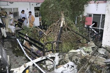 Dix civils tués dans un bombardement Les États-Unis présentent des excuses pour la bavure de Kaboul)