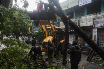 Inde Le cyclone Nivar n'a fait aucune victime, selon les autorités)
