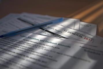 Assistés sociaux: demande d'exemption de devoir faire une déclaration de revenus)