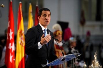 Juan Guaidó visitera le Canada lundi pour parler de démocratie